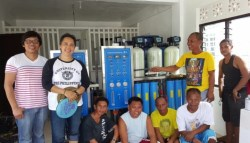 Desalination Project in Philippines